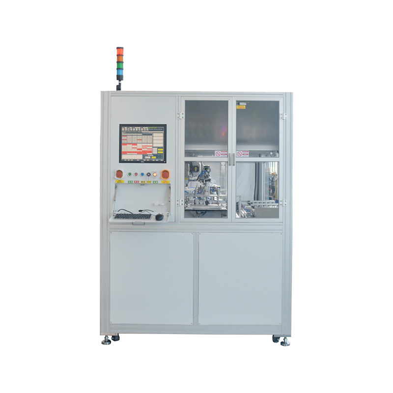 Automatic LCD feeding and blanking machine